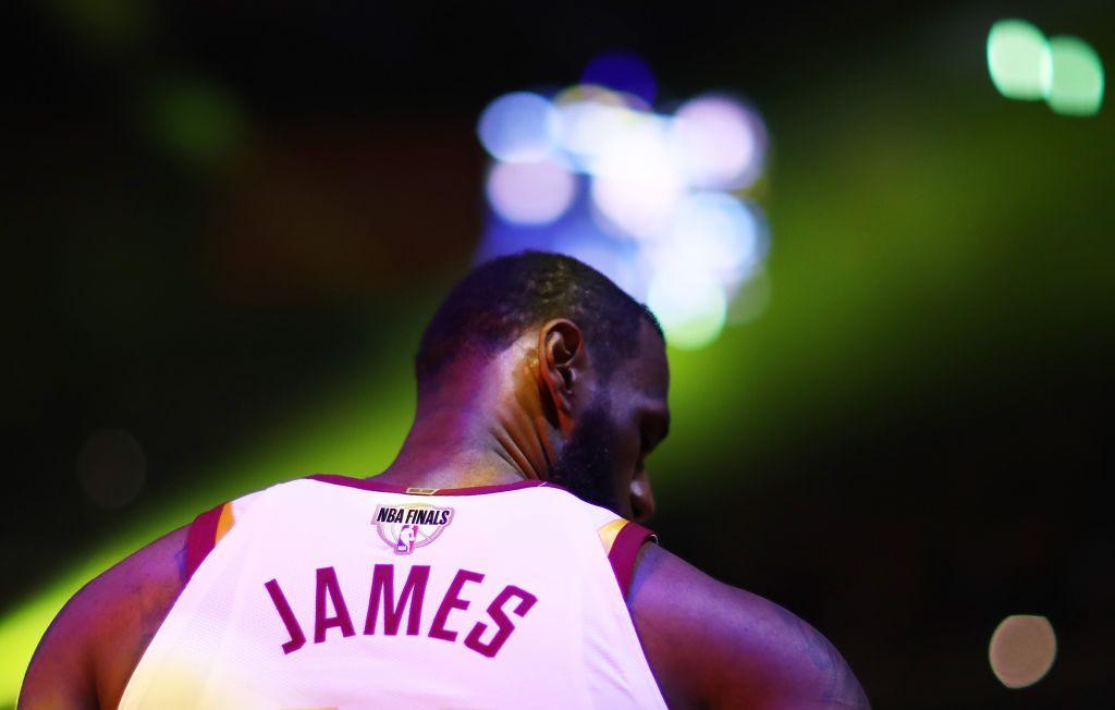 LeBron James, Escuela, NBA, Ohio