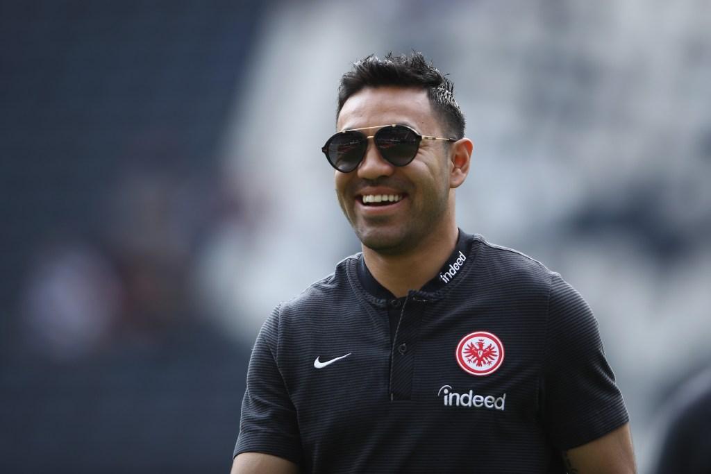 Marco Fabián Ofertas Salir Eintracht Frankfurt Los Pleyers