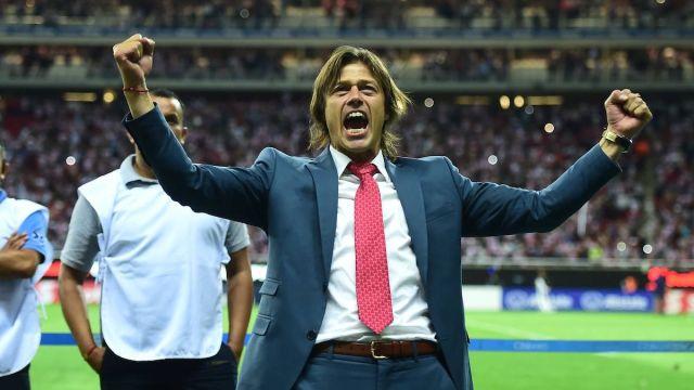 Matías Almeyda Costa Rica México Oferta Tri Selección