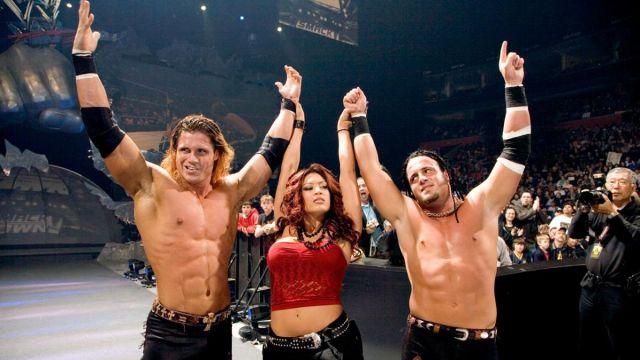 Melina Retiro WWE Lucha Libre Los Pleyers
