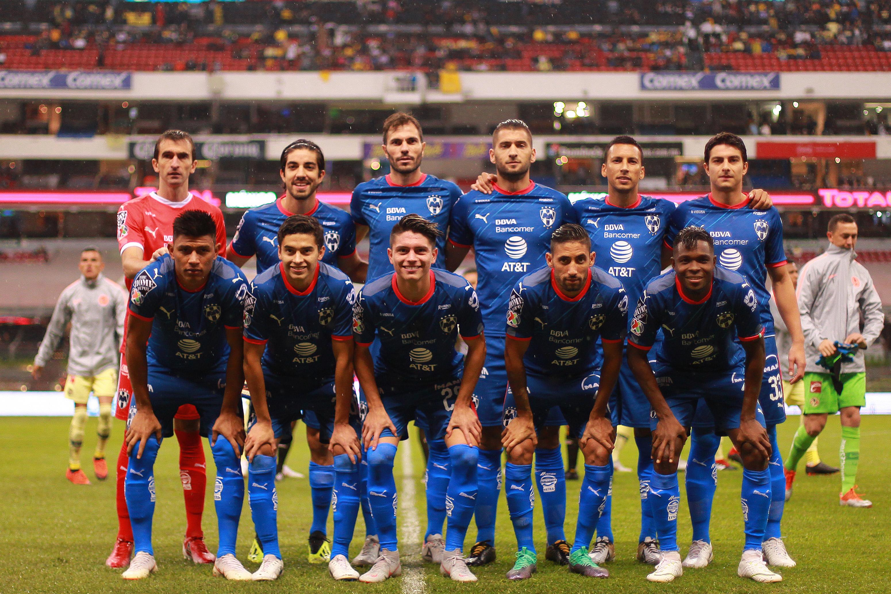 Monterrey, Liga MX, Delantero, Mundialista