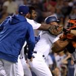 Peleas Beisbol Yasiel Puig MLB Grandes Ligas