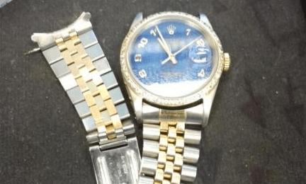 Reloj Empeño Rolex Julio Cesar Chavez Omar