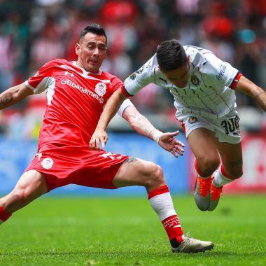 Rubens Sambueza Lesión Toluca Liga MX