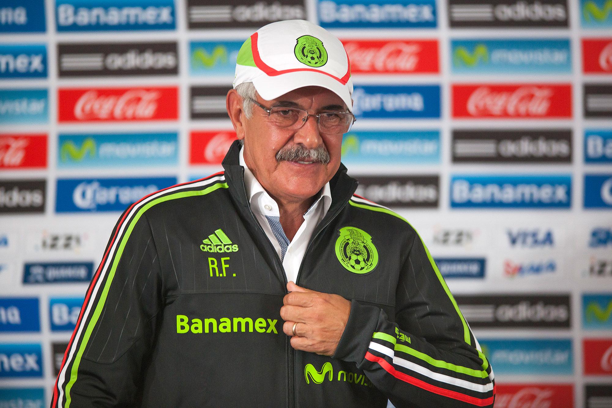 OFICIAL: La primera lista de convocados de Tuca juanfutbol