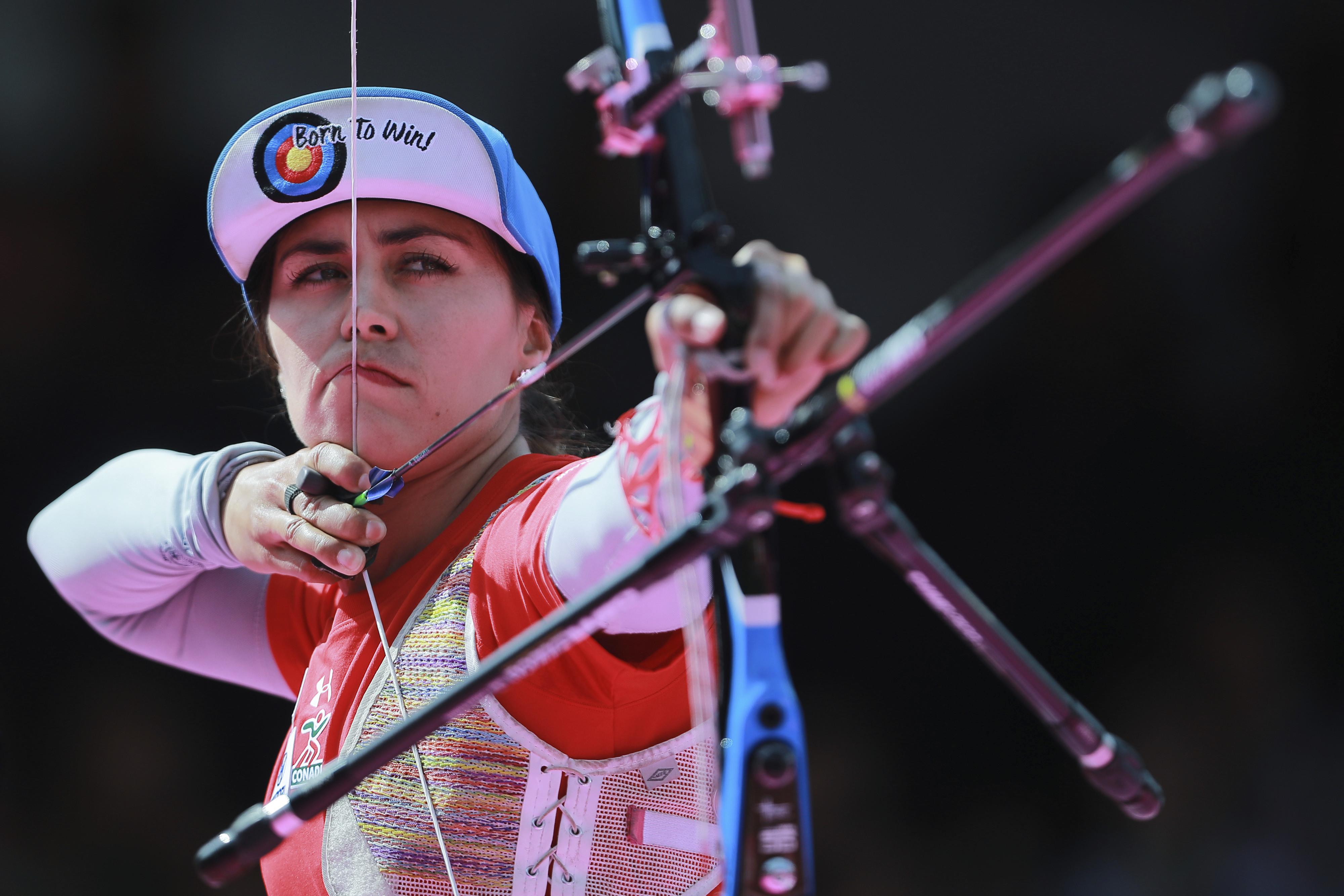 Aída Roman, Atleta, Tiro Con Arco, Olímpicos, Medallista, Campeona