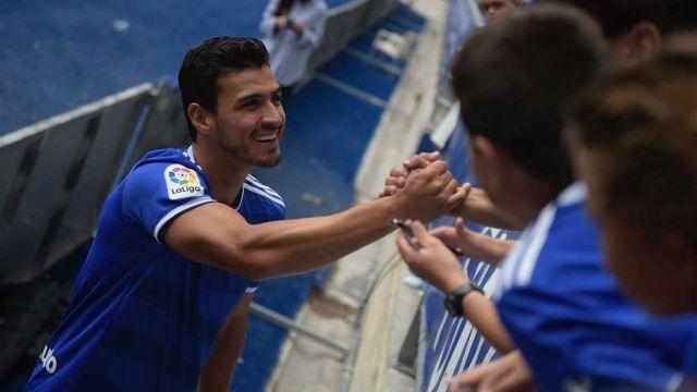Oswaldo Alanís Jugador Mas caro Real Oviedo