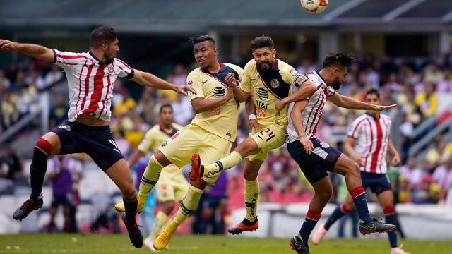 América Chivas Apertura 2018 Resultado Los Pleyers