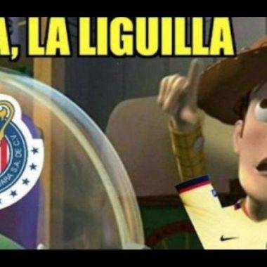 """Los """"clásicos"""" memes de un clásico empate entre América y Chivas"""
