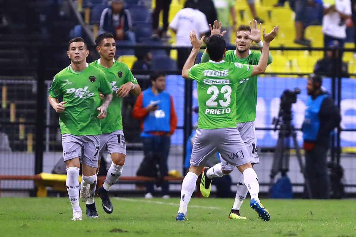 América, Copa MX, Juarez, Resultado