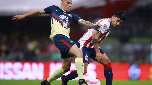 América vs Chivas Jornada 11 Apertura 2018 Hora Pleyers