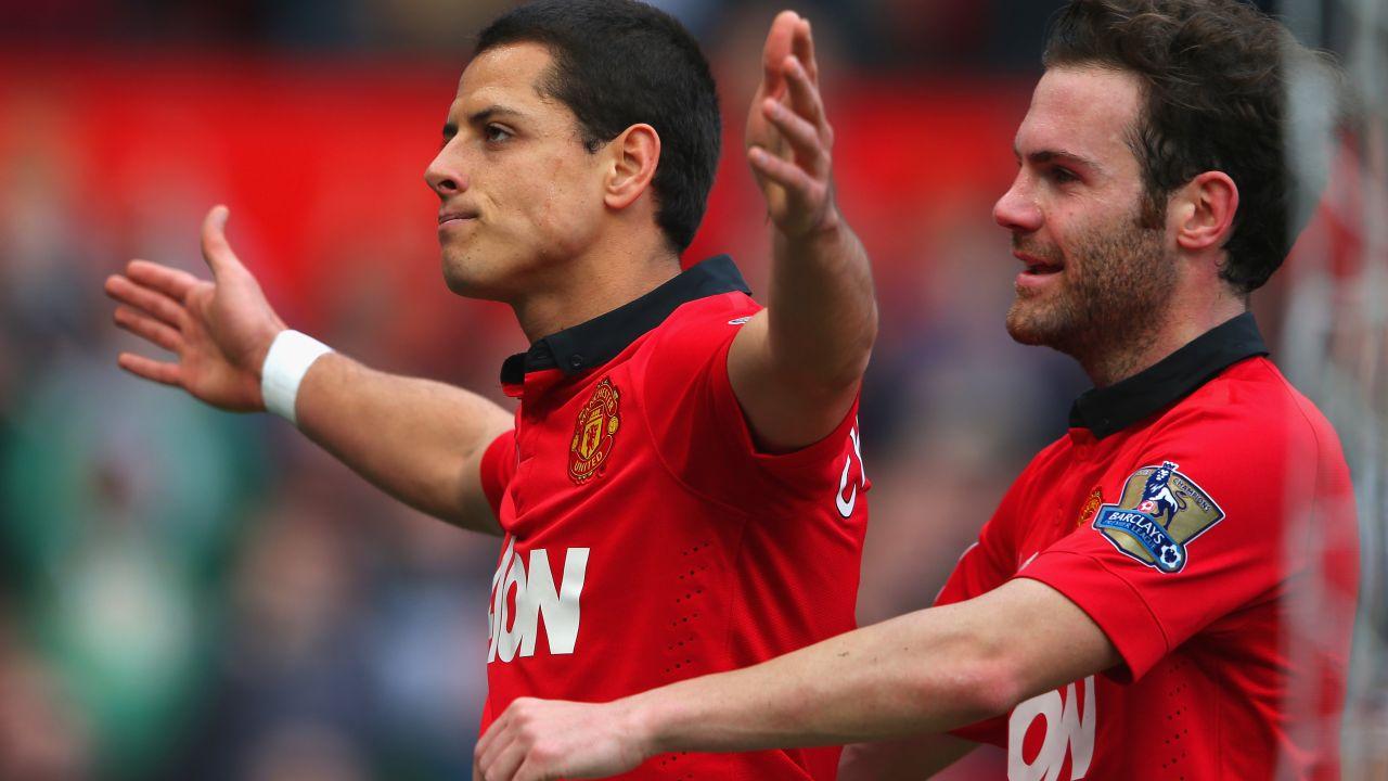 Chicharito, Manchester United, Red Devils, Premier League