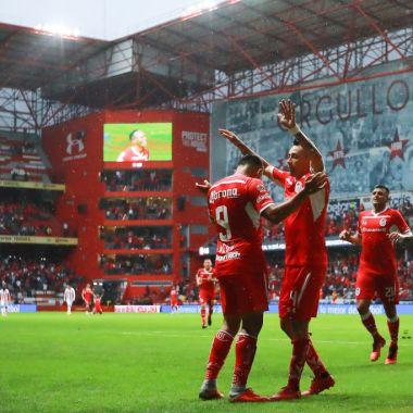 Toluca Necaxa Derrota Jornada 10 Liga MX