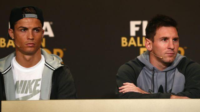 Cristiano Ronaldo Lionel Messi No Estarán The Best