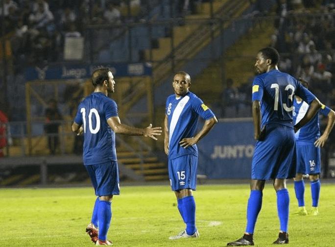 Huelga Liga Guatemala Futbolistas Los Pleyers
