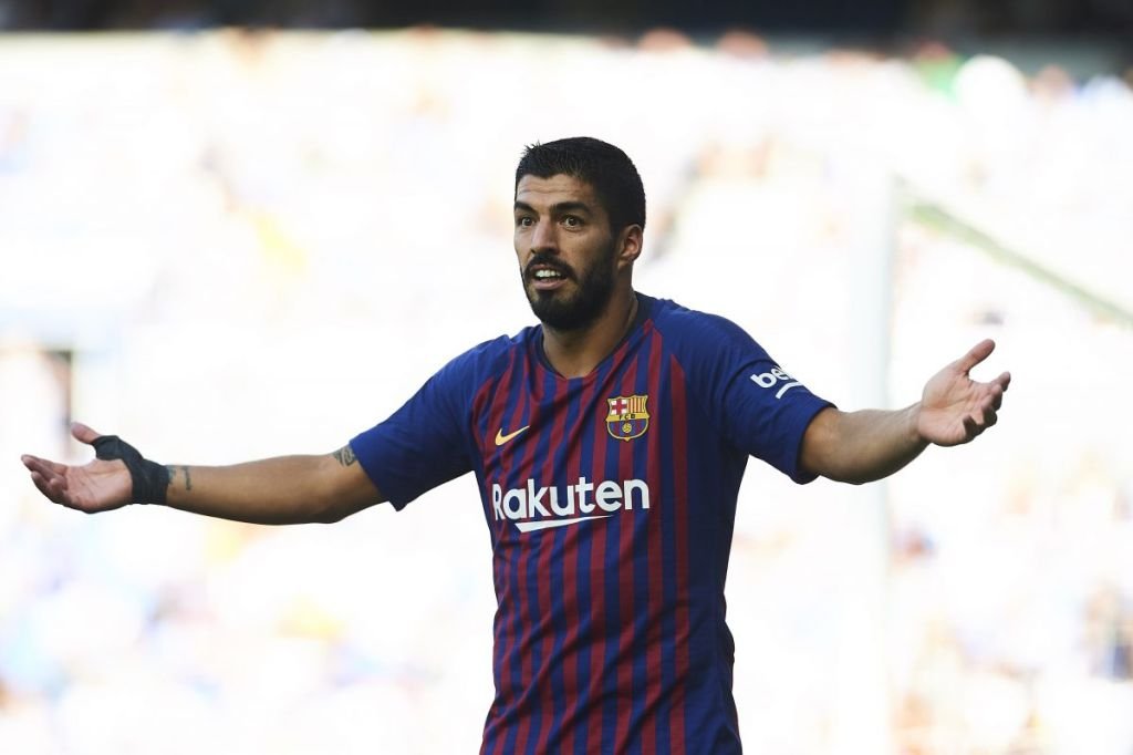 Luis Suárez, Barcelona, Sustituto, Salida, Cambios, Fichaje