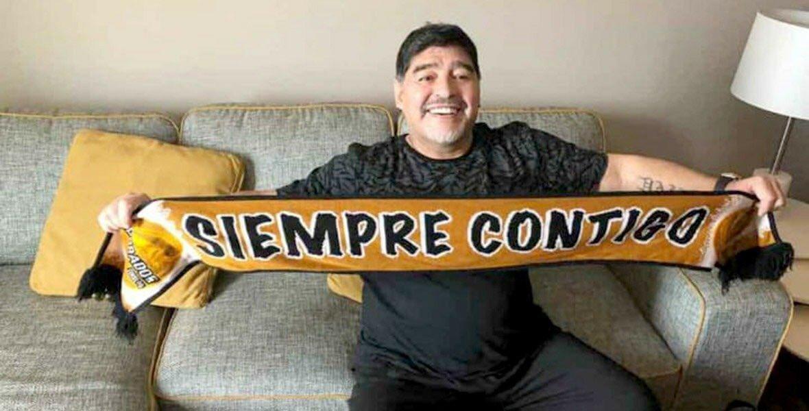 Maradona, Hotel, Playera, Dorados, Presentación, Entrenamiento