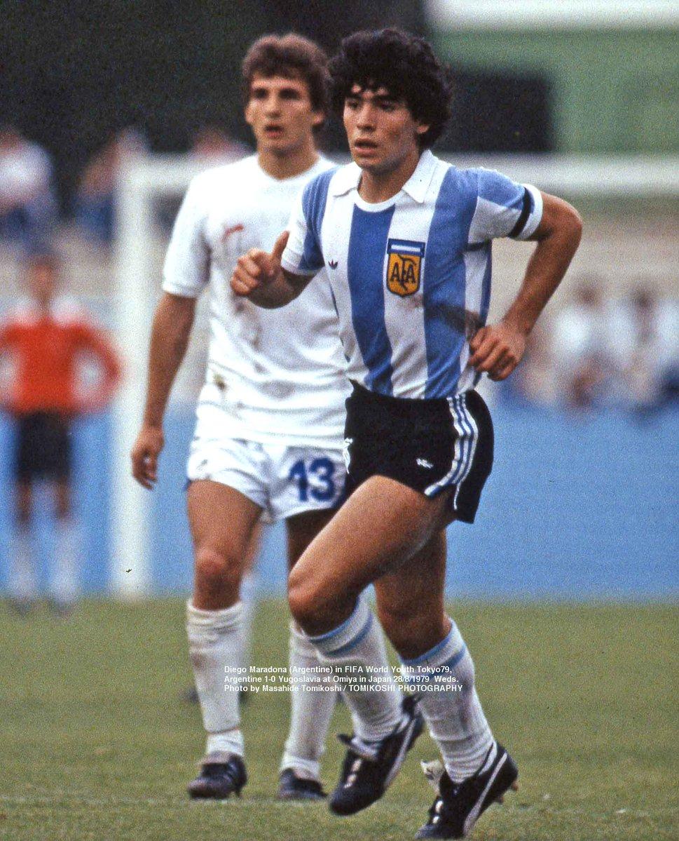 Maradona Yugoslavia Los Pleyers
