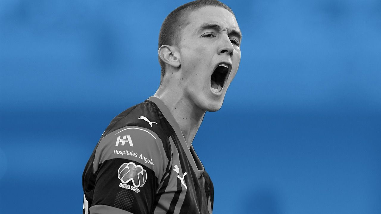 Marcel Ruíz Querétaro Joven Talento Liga MX