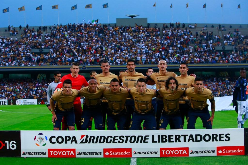 México Copa Libertadores Regreso FMF Los Pleyers
