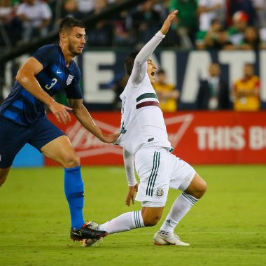 México, Estados Unidos, Resultado, Goles