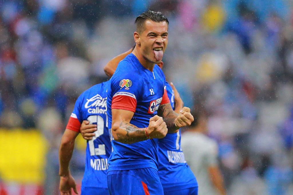 Milton Caraglio Cruz Azul Los Pleyers