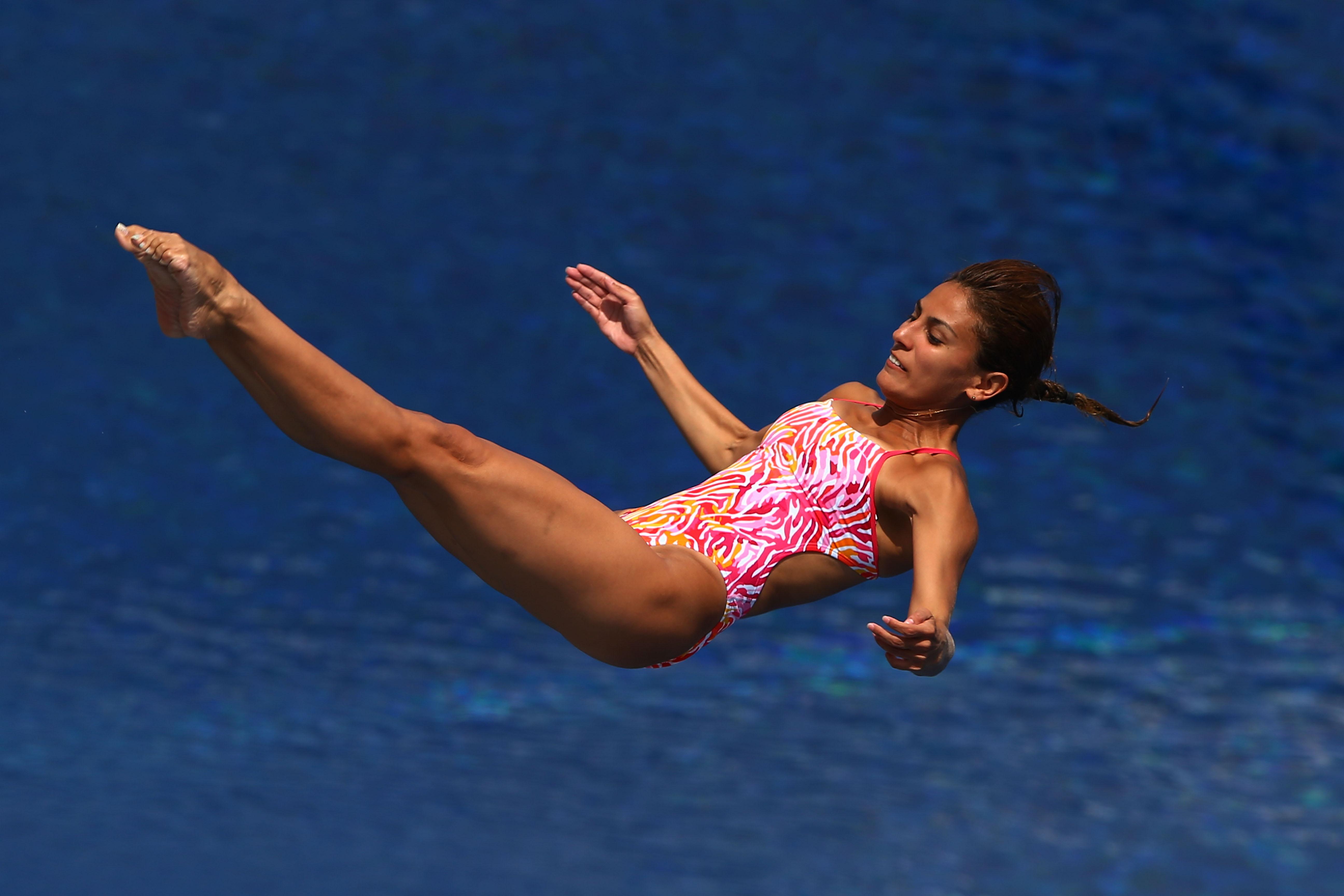Paola Espinosa, Atleta, Clavados, Olímpicos, Medallista, Campeona
