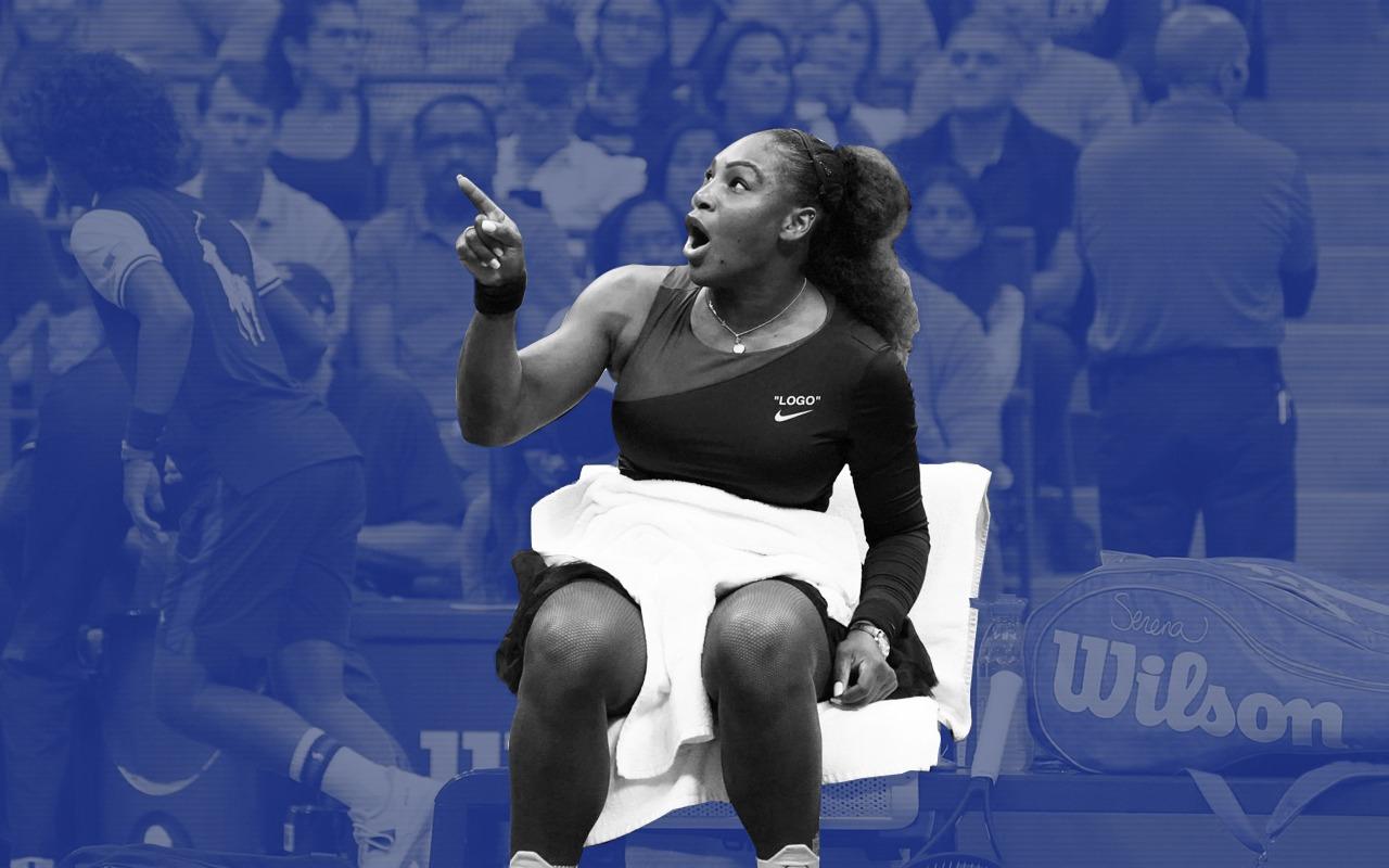 Serena Williams US Open 2018 Sexismo Racismo Feminismo