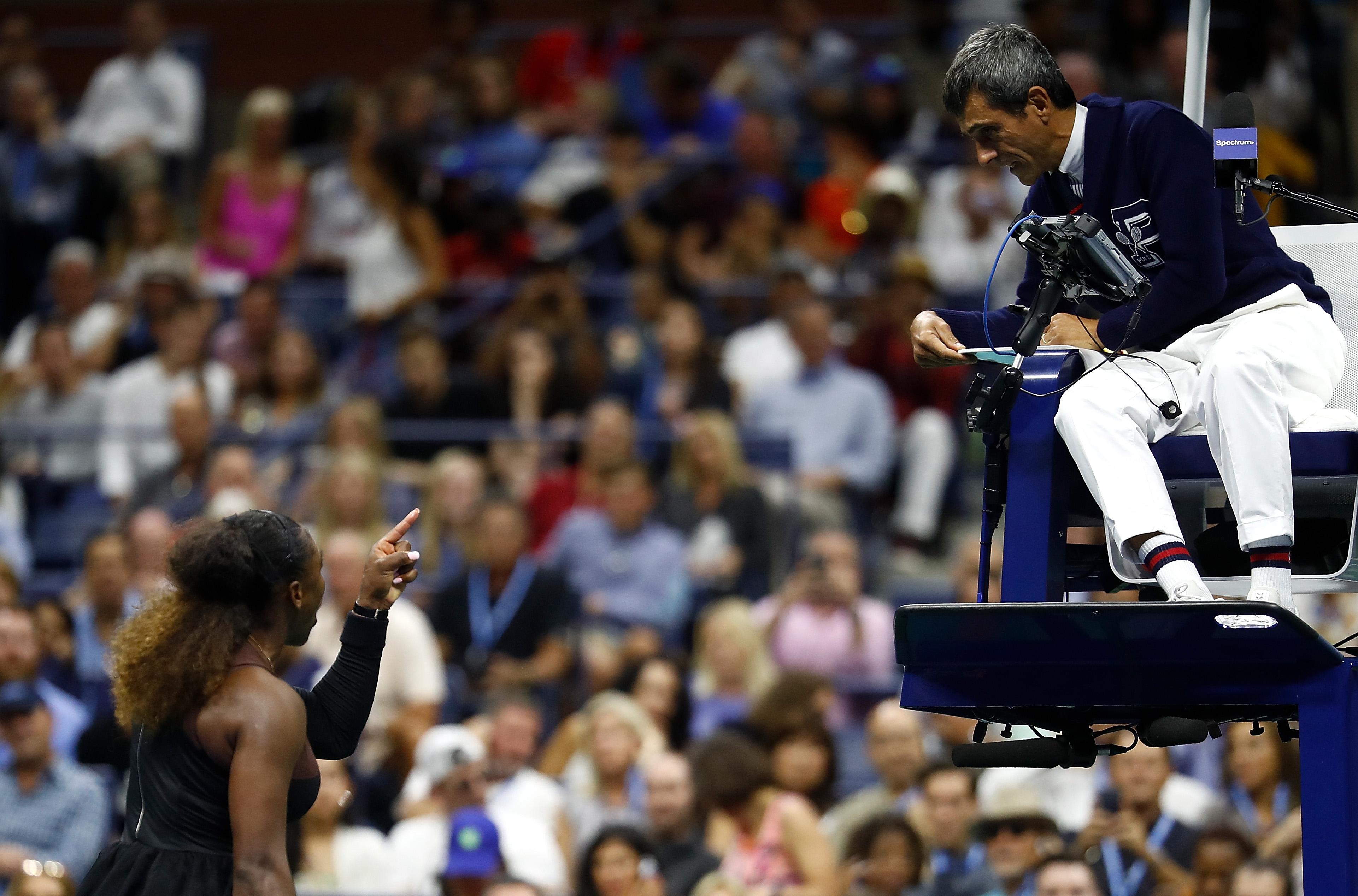Serena Williams, US Open, Sexismo, Deporte