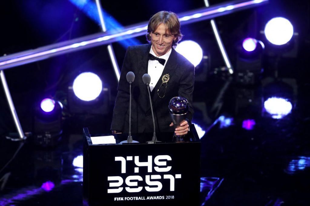 The Best, Ganadores, FIFA, Premios, Luka Modric, Futbol