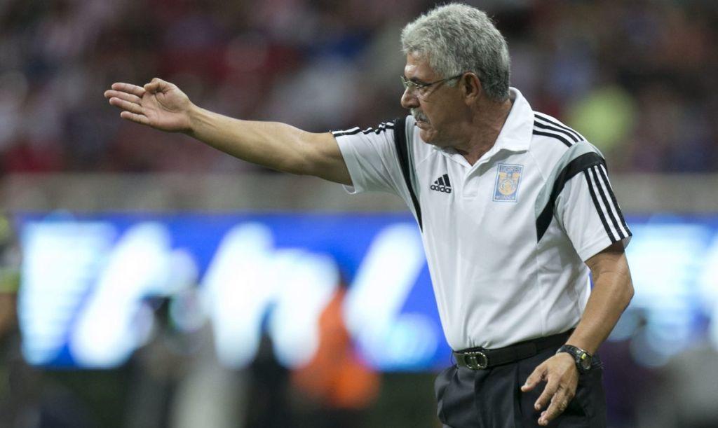 Tuca Ferretti, FMF, Tigres, Gracias, Enojo, Selección Mexicana