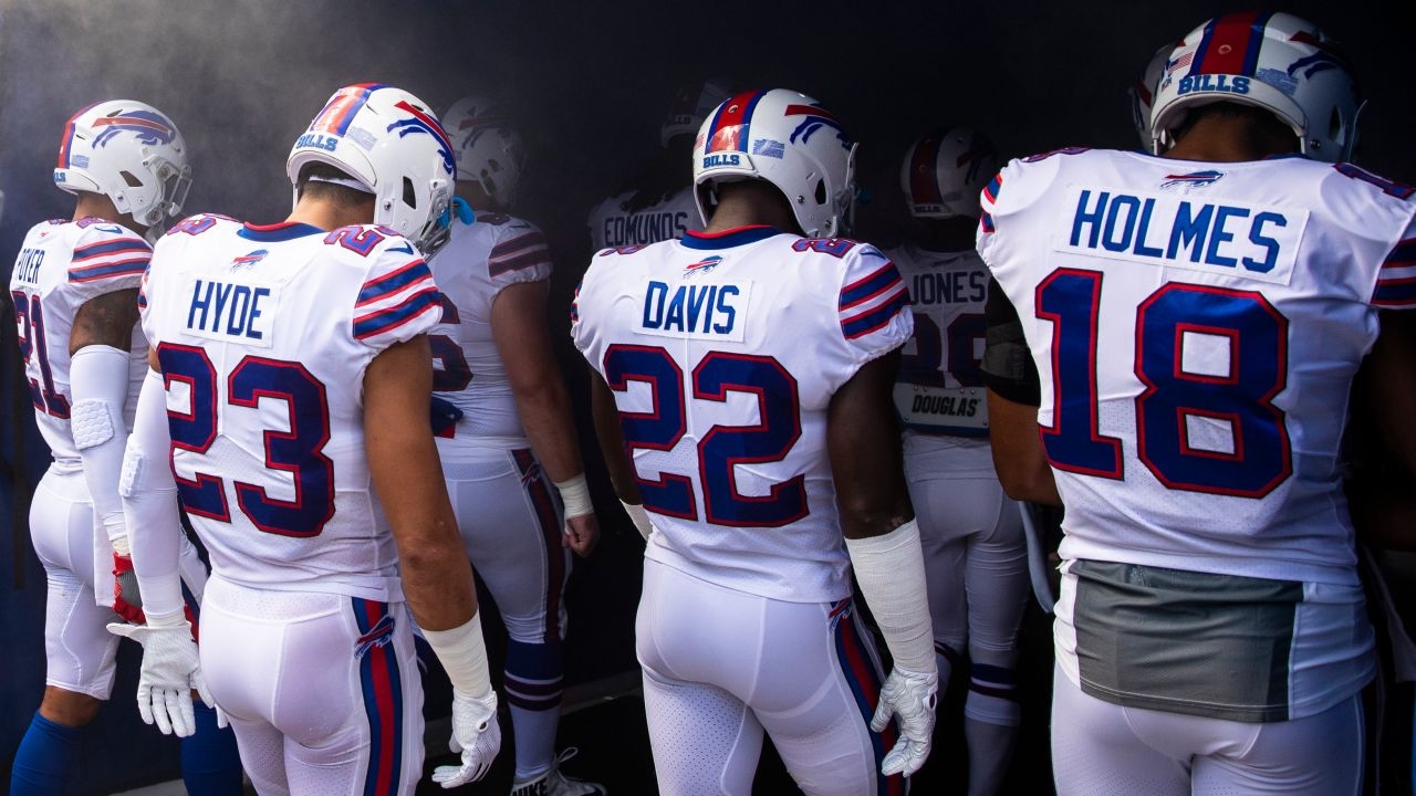 Vontae Davis Buffalo Bills Retiro Nfl Los Pleyers
