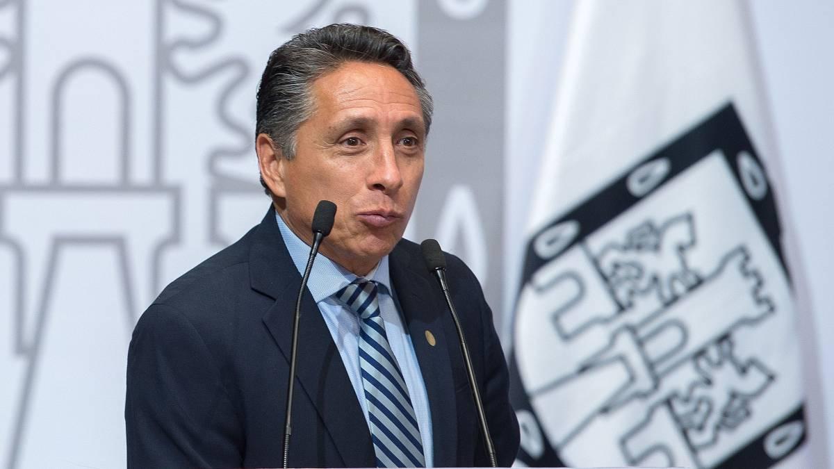 Manuel Negrete Si Sera Alcalde Coyoacán