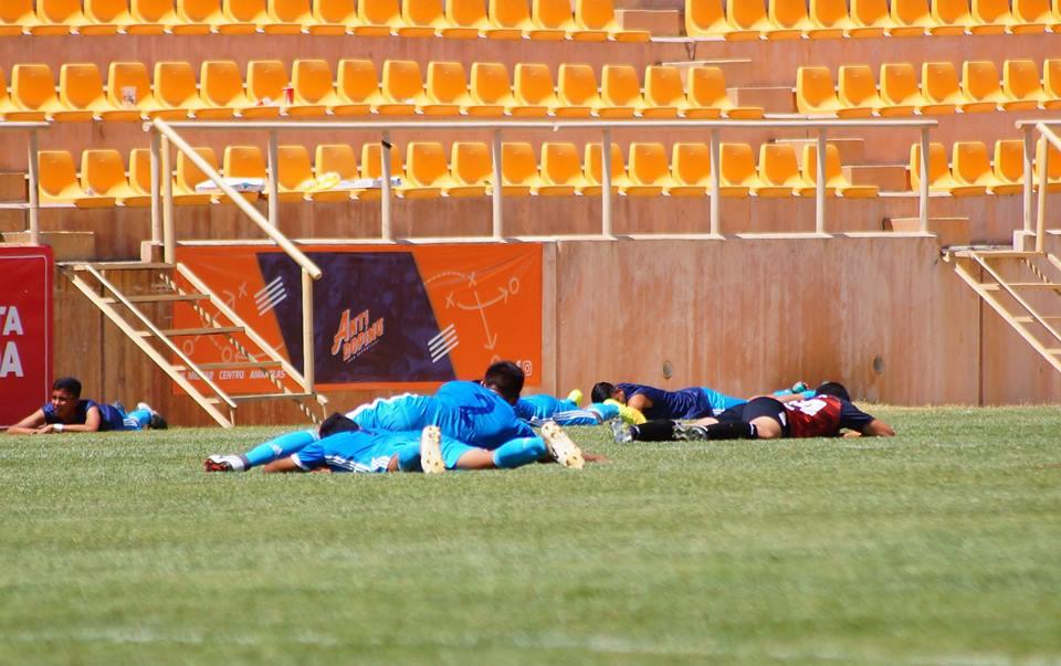 Abejas Atacan Jugadores Partido Tercera División