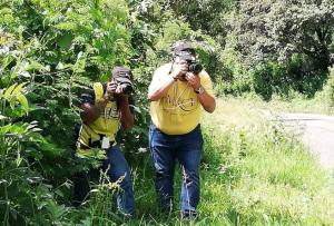 Periodista Arrollado Carrera Panamericana Hospital Michoacán