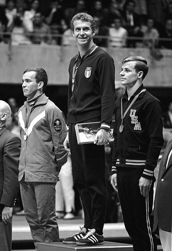 Juegos Olímpicos 1968 Mexico Olimpiadas Ricardo Delgado Tibio Muñoz Alvaro Gaxiola
