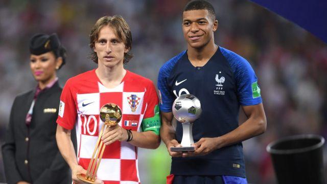 Balón De Oro, Lista, Nominados, 2018, Candidatos, France Football