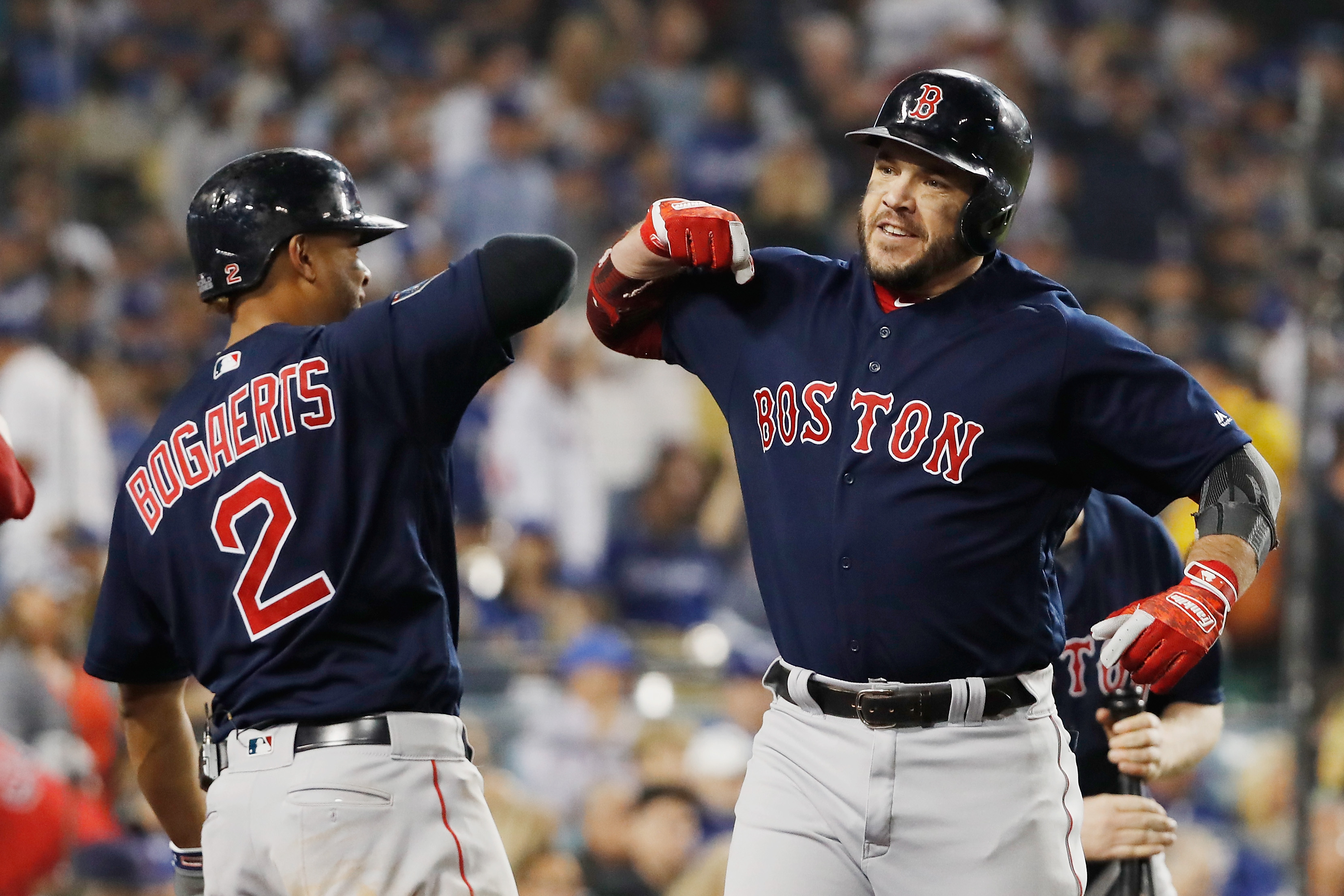 Boston Red Sox, Los Angeles Dodgers, Serie Mundial 2018, Campeón Los Pleyers