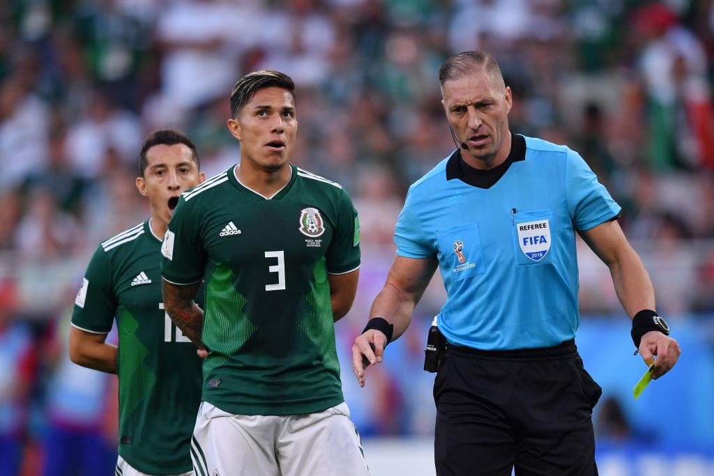 Carlos Salcedo México Los Pleyers