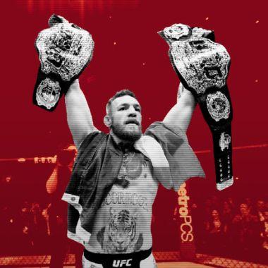 Conor McGregor UFC Estrella Problemas Khabib Nurmagomedov