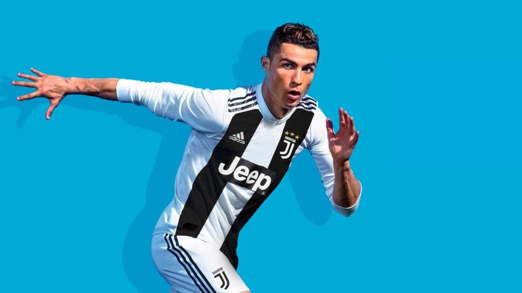 Cristiano Fifa 19 Imagen Eliminado Los Pleyers