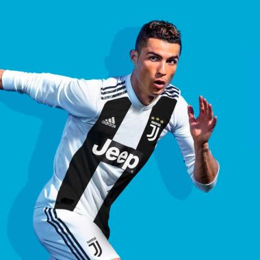 Cristiano Ronaldo es eliminado del FIFA 19