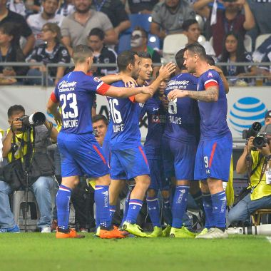 Cruz Azul, Monterrey, Copa MX, Final Los Pleyers
