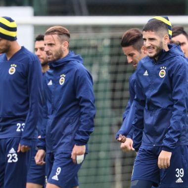 Diego Reyes, Zidane, Fenerbahçe, Entrenar