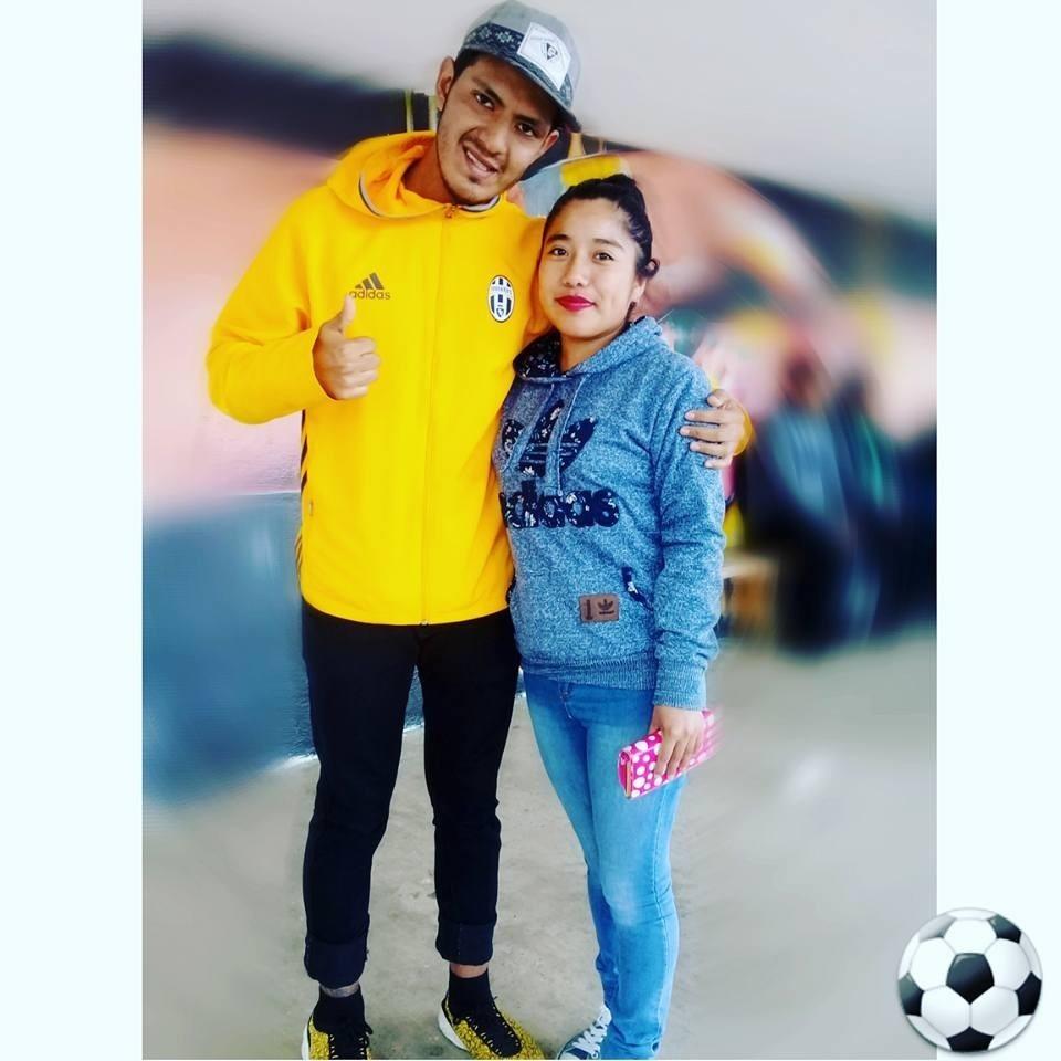 Dionicio Farid Rodríguez Durán Jugador Mexicano Oaxaca Juventus