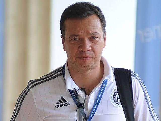 Mariano Varela Promotor Director Deportivo Chivas