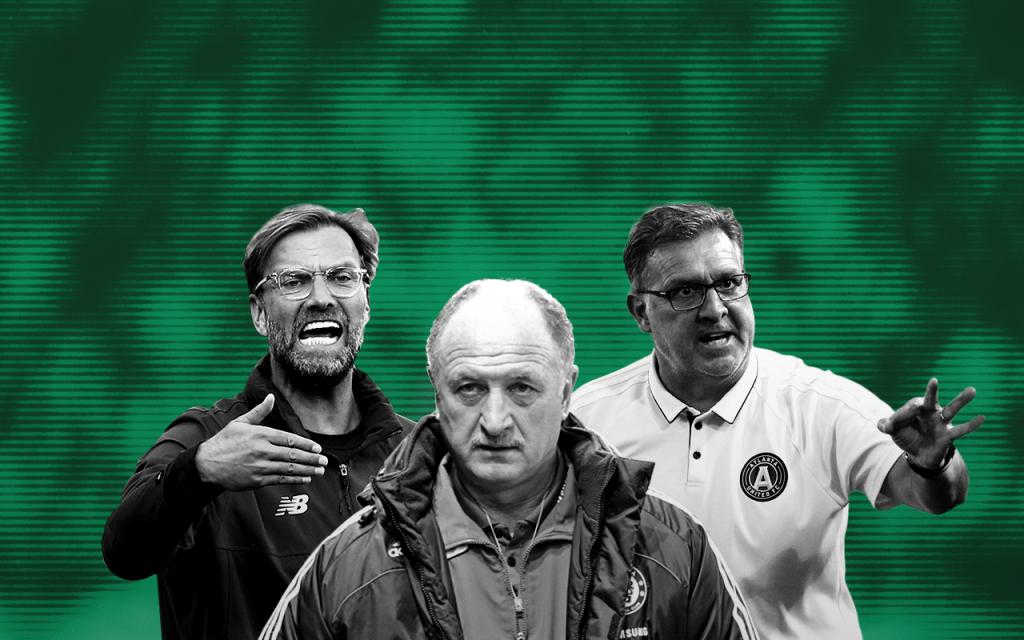 Candidatos Entrenadores Viables Dirigir Selección Mexicana