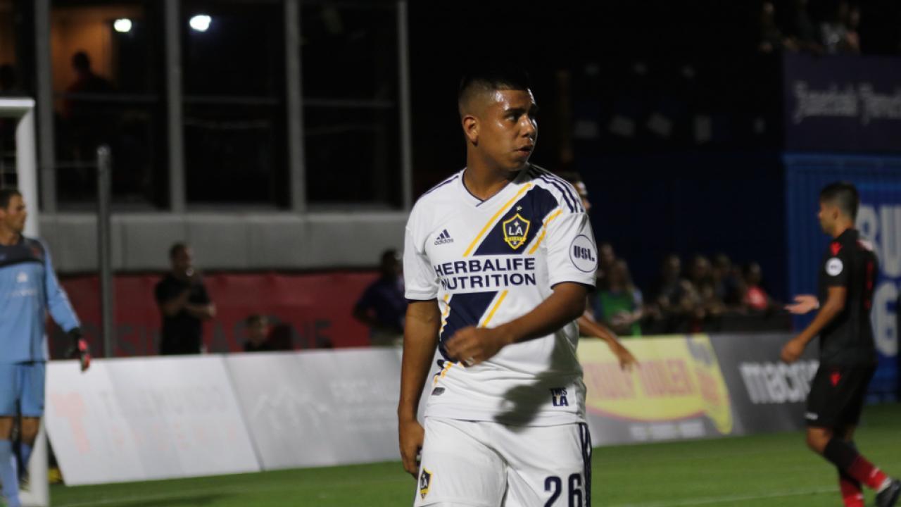 Efraín Álvarez, Selección Mexicana, Estados Unidos, LA Galaxy, Los Pleyers