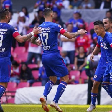 Cruz Azul, Copa MX, Semifinales, Avanza, Juárez FC, Apertura 2018