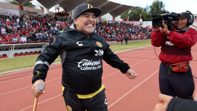 Diego Maradona No Entrenara Xolos Tijuana